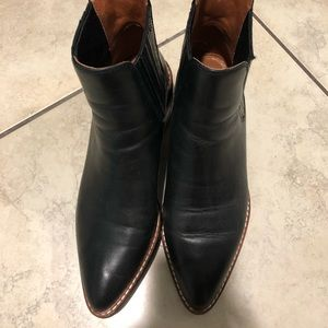 Coach Bowery Boot, leather size 8.5